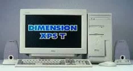 Dell dimension xps t600
