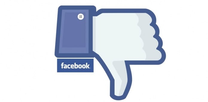 Hoax alert : Facebook will not delete posts with 10 DISLIKES
