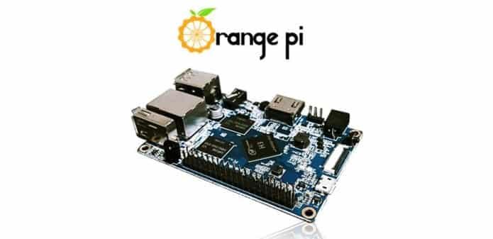 Single Board Orange Pi PC Mini Computer Launched For $15