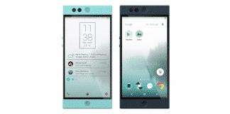 "Robin a ""Cloud First Smartphone"" knocks at market doors"