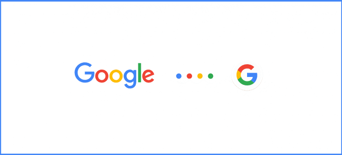 Alphabet owned Google gets a new logo