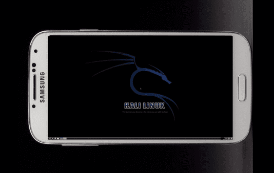 How to Install and run Kali Linux on Android Smartphone