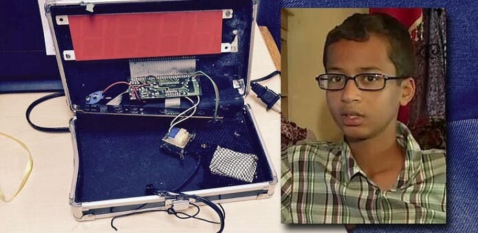 microsoft gifts tech goodies to the teenager arrested for bringing a
