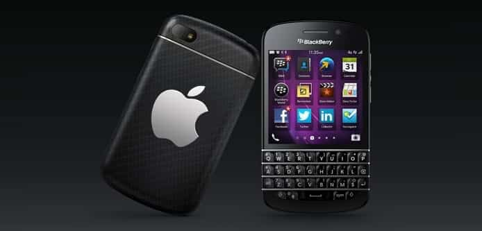 Patent trouble for Apple as Blackberry patented its Force Touch technology years ago
