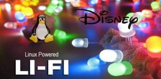 Disney's Linux powered LED bulbs brings Li-Fi connectivity to your homes