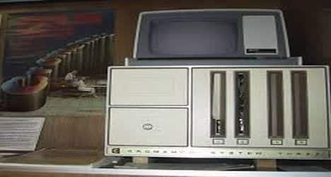 Cromemco System Three (1979)