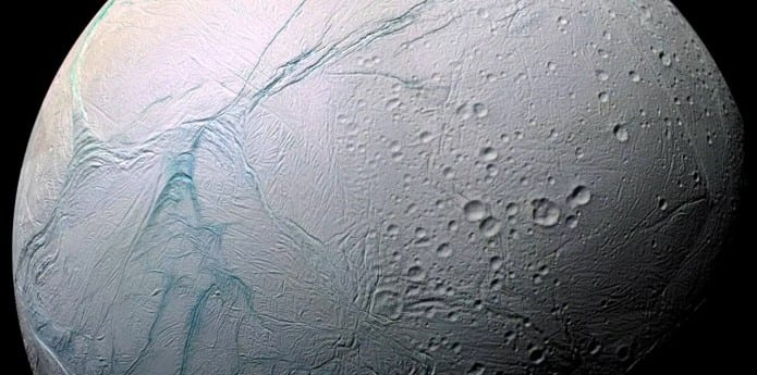 NASA considering exploration of Saturn's Moon Enceladus for life forms