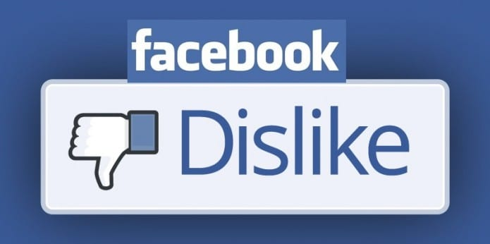 Facebook is officially working on a 'Dislike' button