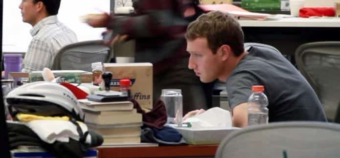 VIDEO: Mark Zuckerberg takes you on a live tour of new Facebook headquarters
