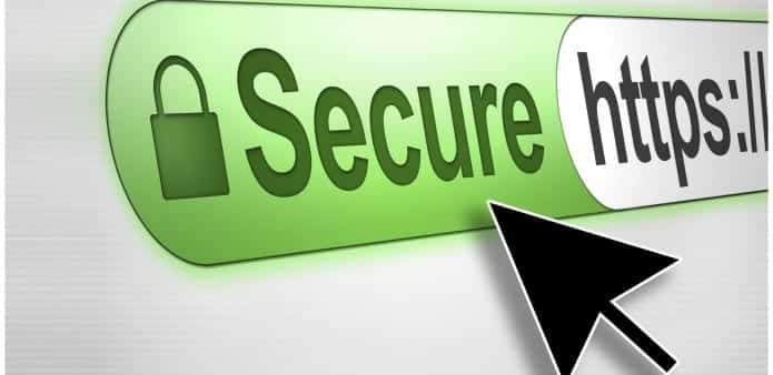 Cookies from HTTPS sessions can leak data