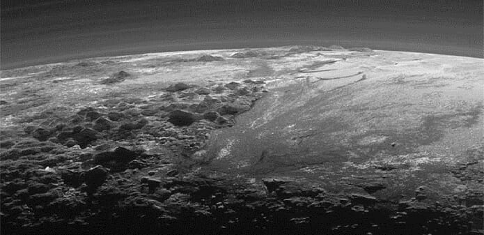 NASA releases stunning images of 'Earth-like' Pluto