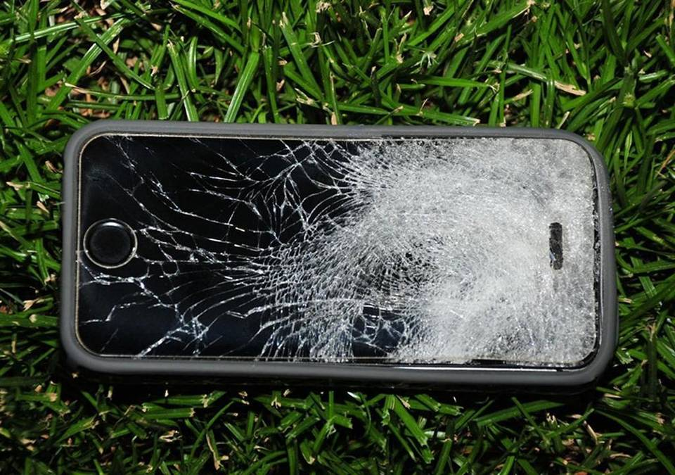 This iPhone saved its owners life by stopping a bullet!