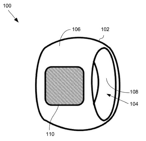 New patent reveals Apple working on a smart ring with a built-in display