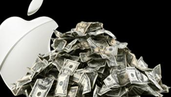 Apple's net profit is $1 billion a week, $1693.11 a second