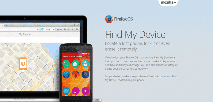 Mozilla's Firefox Find My Device Lets Hackers Wipe or Lock Phones, Change PINs