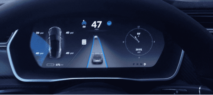 Tesla launches 'autopilot' update but urges caution