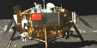 The Moon has a functional Chinese telescope on it for the past two years