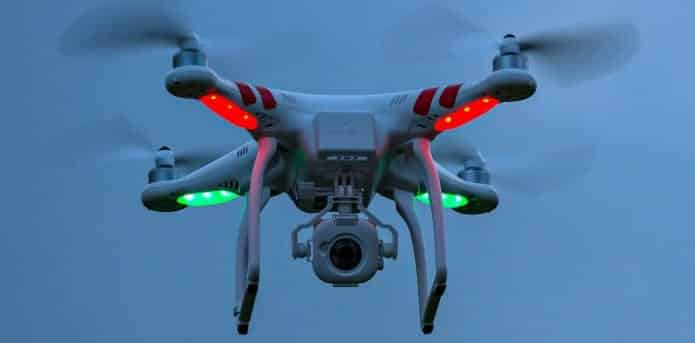 Judge says the man who shot down a drone has a right to do so