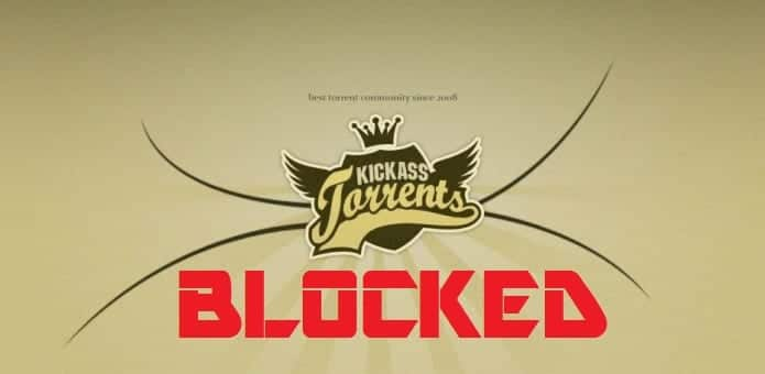Google Chrome and Mozilla Firefox block Kickass Torrents again due to malware laden ads