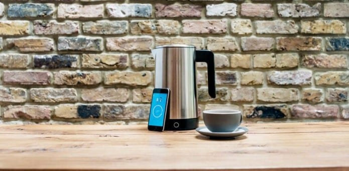Hackers can take control of wireless networks from a 'smart kettle'
