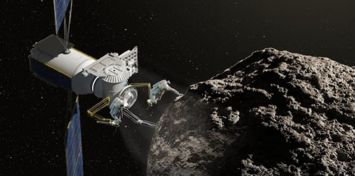 Asteroid Mining Act May Violate International Treaty, Is ...