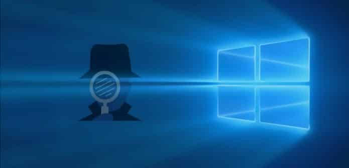 Is officials, Microsoft says that it cant stop Windows 10 from spying on you