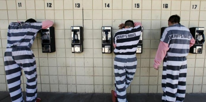Prison phone service hack reveals that it recorded private lawyer-inmate calls