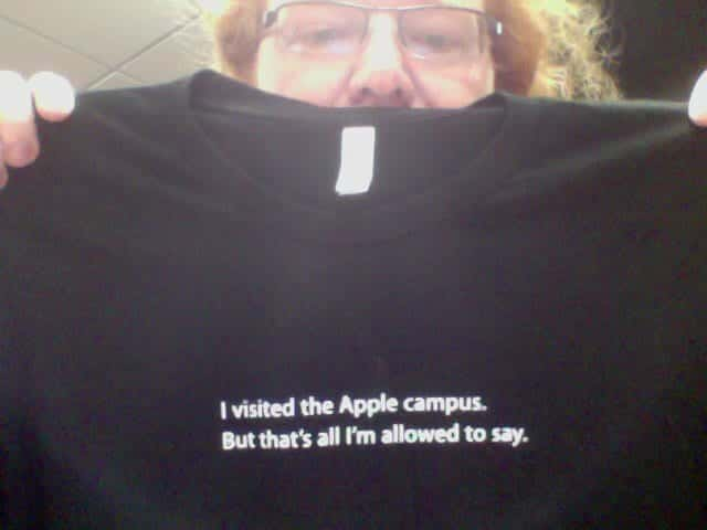 This is what Apple employees say about company's secretive internal corporate world