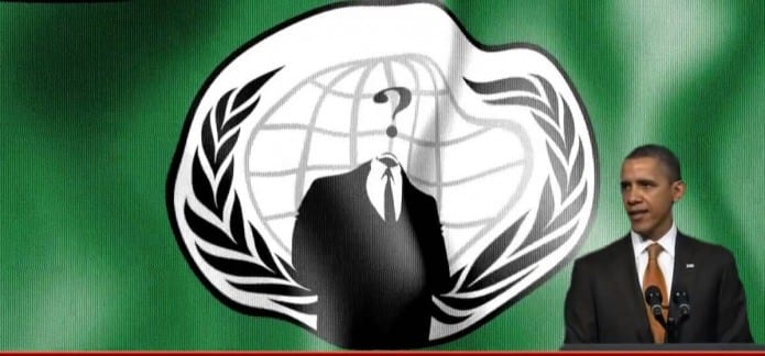 Anonymous's hit list for ISIS contains President Obama and other US officials email id