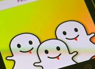 Snapchat just reserved rights to use and distribute all photos taken with the app
