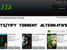YIFY has shut down, here are top 5 YTS/YIFY Torrent alternatives