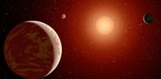 """Astronomers find Earth like habitable planet """"Wolf 1061c"""", 14 light years away from us"""