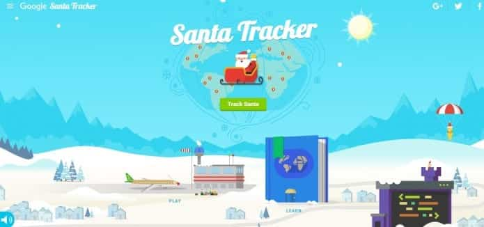 This Christmas Eve You Can Track Santa From Any Device