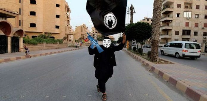 Anonymous Trolls ISIS with Photoshopped Images and Memes on Twitter