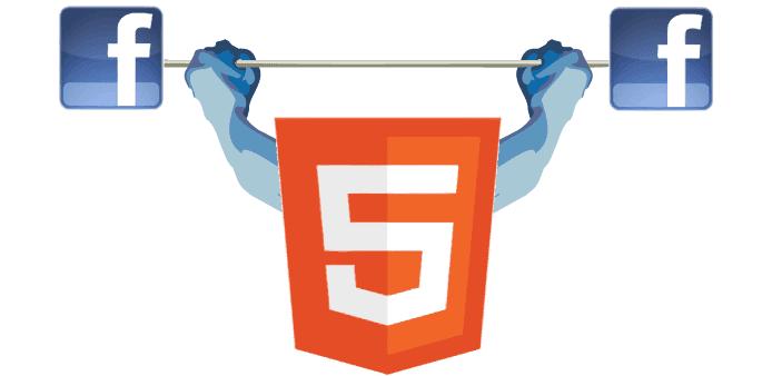 Facebook bids goodbye to Adobe Flash, welcomes HTML5