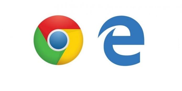 Image result for edge vs chrome