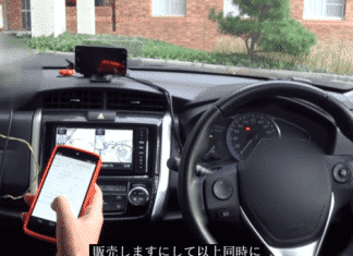 This is how to easily hack a car using a smartphone (video)
