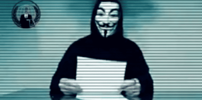 Anonymous declares cyberwar against Turkey by attacking its banking sector