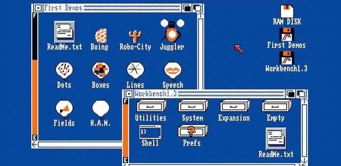 This Amiga Emulator For Chrome Let's You Relive The 80s