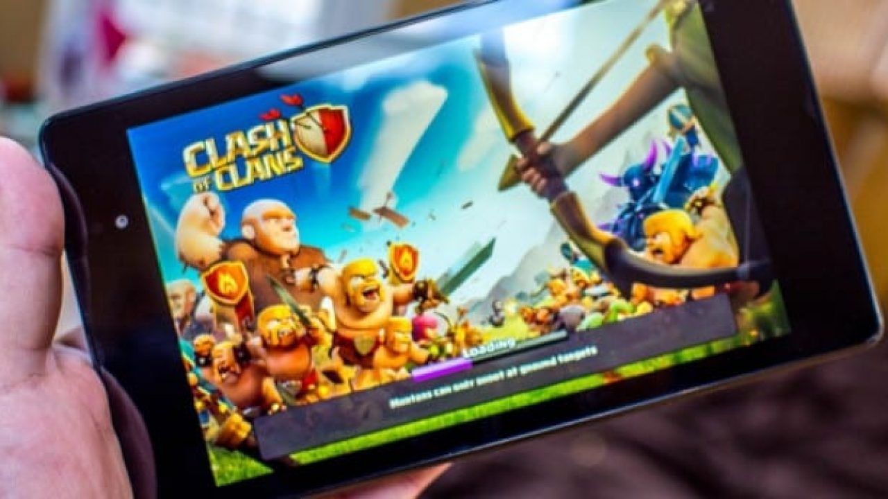 Play Angry Birds Clash Of Clans Minecraft And Other Android Games