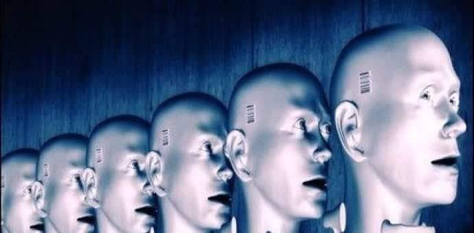 Real human clones