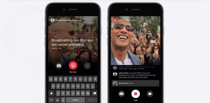 Facebook to open up Live Broadcasting service for non-verified accounts soon
