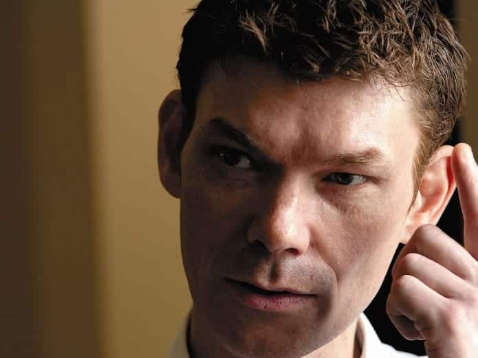 Gary McKinnon, the British computer expert has been given the title as the most dangerous hacker of all time by Anonymous