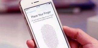 Apple patents data to be uploaded to cloud through from iPhones through fingerprint recognition