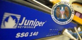 NSA hacked Juniper's firewall software - Snowden Leaks