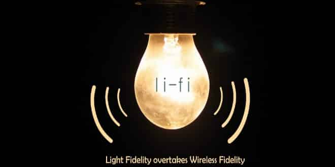 Can Li-Fi actually be seen as a practical successor to Wi-Fi?