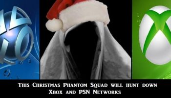 Hacking group vows to disrupt PlayStation and Xbox Live servers on Christmas