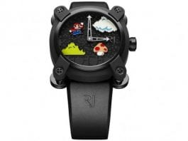 Super Mario Bros watch that costs $19,000 (€ 17,888)