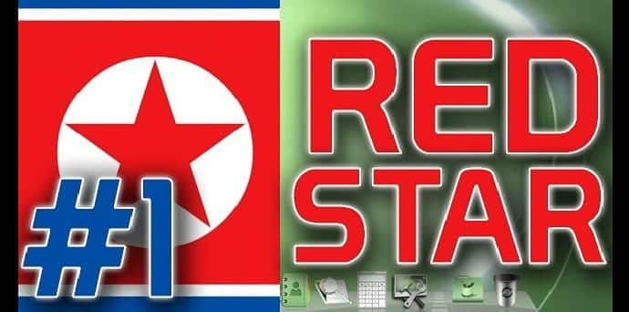 "North Korea's paranoid Apple-inspired Linux based operating system ""RedStar"" revealed"