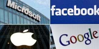 Microsoft, Apple, Facebook and Google attack United Kingdom for its hacking law